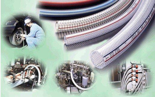 pvc-fibre-hose-application